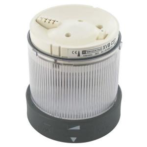 Schneider-Electric Signaalelement, blank - XVBC4B7 | Lamp max. 7W | 24VAC, 24V...48VDC