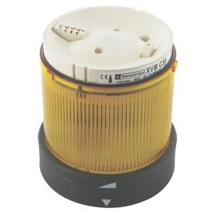 Schneider-Electric Signaalelement, geel - XVBC4B8 | Lamp max. 7W | 24VAC, 24V...48VDC