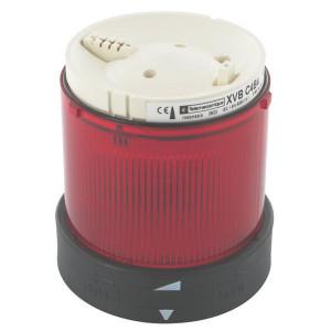 Schneider-Electric Signaalelement, rood - XVBC4M4 | 48...230V AC