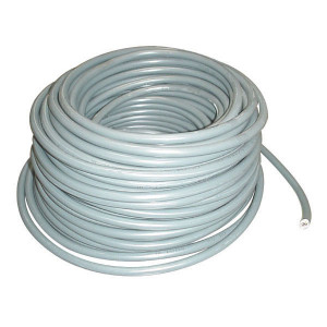 Helukabel Kabel YMVK 3x1,5 mm² grijs - YMVK3X15 | 10,1 mm | 1,5 mm²