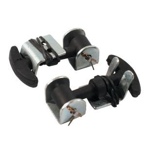 Gopart Motorkapbevestiging klein cpl. - Z900650 | Motorkaprubber cpl.