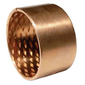 Glijlagerbus - ZB101210DIN | -40 +250 °C °C | 10 mm | 12 mm | < 2,5 m/sec