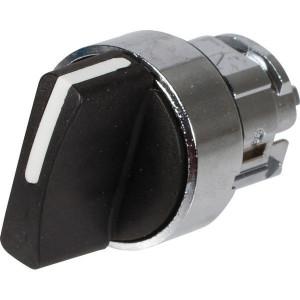 Schneider-Electric Keuzeschakelaar, 3st, tipbedr. - ZB4BD8