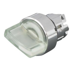 Schneider-Electric Signaalkeuzeschak. wit 0 I - ZB4BK1213