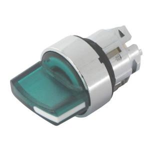 Schneider-Electric Signaalkeuzeschak. groen 0 I - ZB4BK1233