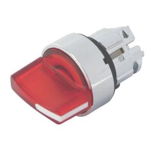 Schneider-Electric Signaalkeuzeschak. rood 0 I - ZB4BK1243