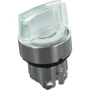 Schneider-Electric Signaalkeuzeschak. wit I 0 II - ZB4BK1313