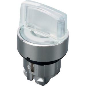 Schneider-Electric Signaalkeuzeschak. wit I 0 II - ZB4BK1513
