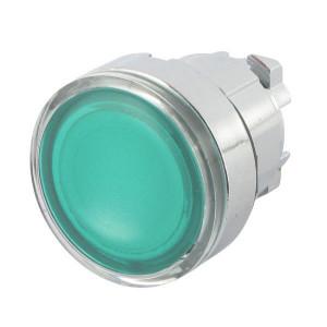 Schneider-Electric Signaaldrukknop, groen - ZB4BW333
