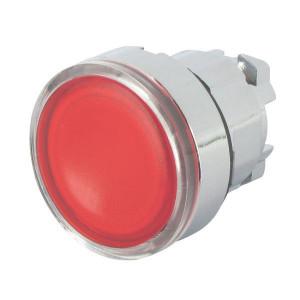 Schneider-Electric Signaaldrukknop, rood - ZB4BW343