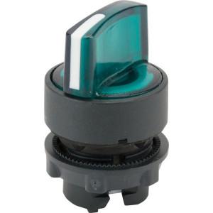 Schneider-Electric Signaalkeuzeschakelaar, groen - ZB5AK1233