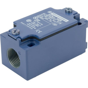 Schneider-Electric Huis+contacten, M20, 2xNC+2xNO - ZCKJ2H29 | Ithe=10A | 0,27 A DC-13 220V | 5x10E6 schakelingen | 30x10E6 schakelingen | M20x1,5