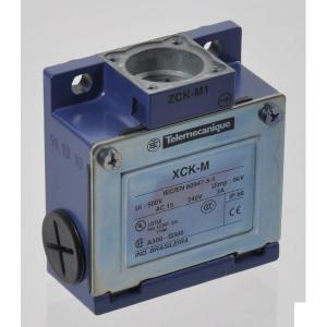 Schneider-Electric Huis+contacten, PG11, 1 NO, 1 NC - ZCKM1 | Ithe= 10A | 0,27 A DC-13 220V | 5x10E6 schakelingen | 10x10E6 schakelingen