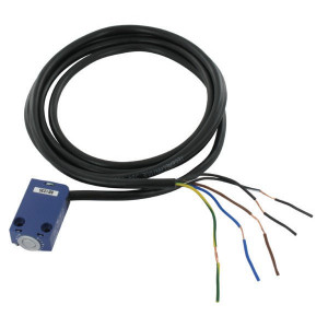 Schneider-Electric Eindschakelaar,NO+NC,2m kabel - ZCMD21L2