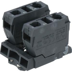 Schneider-Electric Contactelement cpl 2 pos - ZD5PA103 | 0,5 A DC-13 24V | 1x10E6 schakelingen | 4 A AC-15 24V
