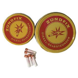 Startlont Zündfix 7 mm - ZF336 | 100x in een verpakking