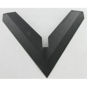 Schoffel ZV 18 cm zonder steel - ZV18   180 mm   10,5 mm