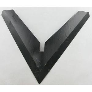 Schoffel ZV 30 cm zonder steel - ZV30   295 mm   10,5 mm